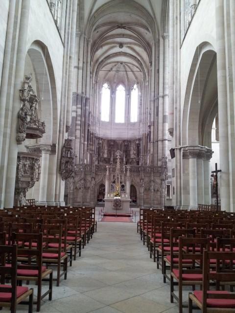Magdeburger Dom von innen